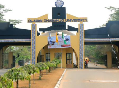 You Must Meet This JAMB Cut-off Mark If You Want To Gain Admission Into Olabisi Onabanjo University
