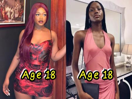 13 Surprising Young Stars Who Are Of The Same Age But Don't Look It At All (Photos)