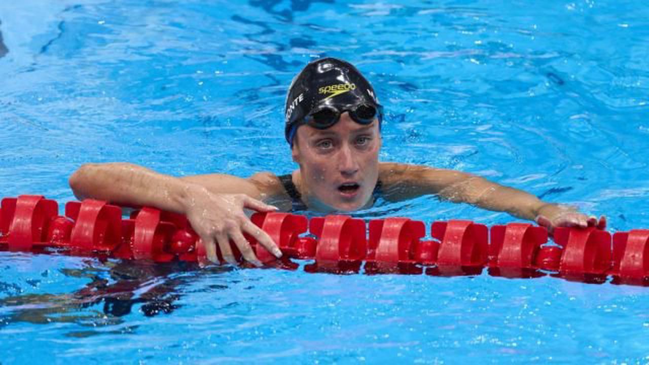 Olympische Spiele | Mireia Belmonte ist ein Rekord