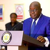 Just In : President Nana Akufo-Addo Releases First Batch List Of Ministers For His Second Tenure.