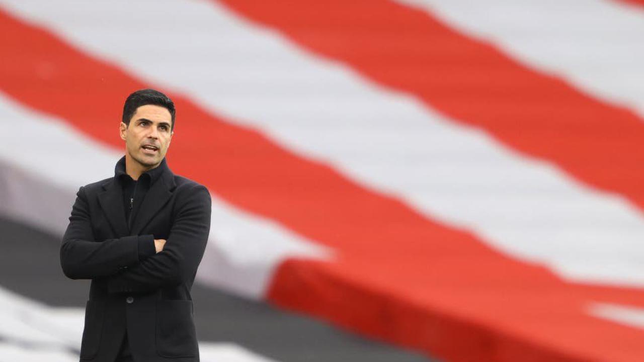 Arteta: Question Arsenal's ability but our attitude is non-negotiable