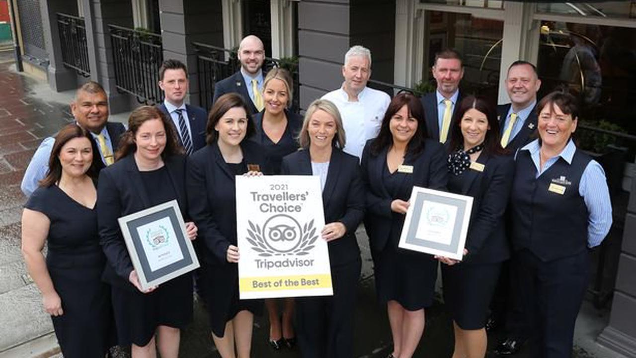 NI hotel makes TripAdvisor's list of top 10 places to stay in UK