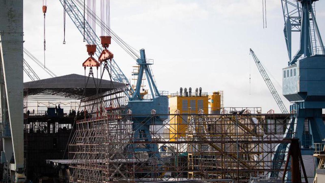 Pella Sietas: Betrieb wird «bis auf weiteres» fortgesetzt