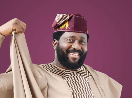 World Toilet Day: Nigerian Rapper Stylishly Mock Desmond Elliot. See What He Said