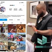 Days After Kanayo O. Kanayo's IG Account Got Hacked, Davido's IG Account Allegedly Follows Suit