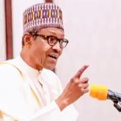 Mixed Reactions As President Buhari Orders Security Forces To Shoot Anyone Seen With AK-47