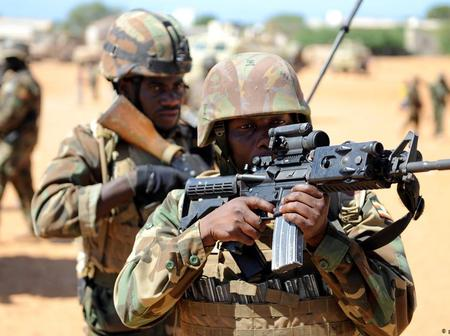 AMISOM Troops To Protect Somalia Leaders During Election Meeting