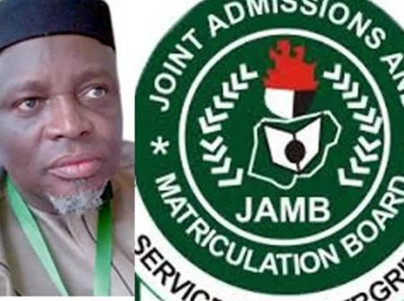 Jamb Registrar Oloyede Answers Questions on Jamb grades And Analysis