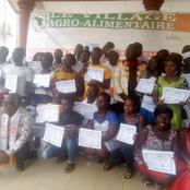 A Ayamé , une centaine de jeunes formés à l'entrépreunariat ont reçu leurs diplômes