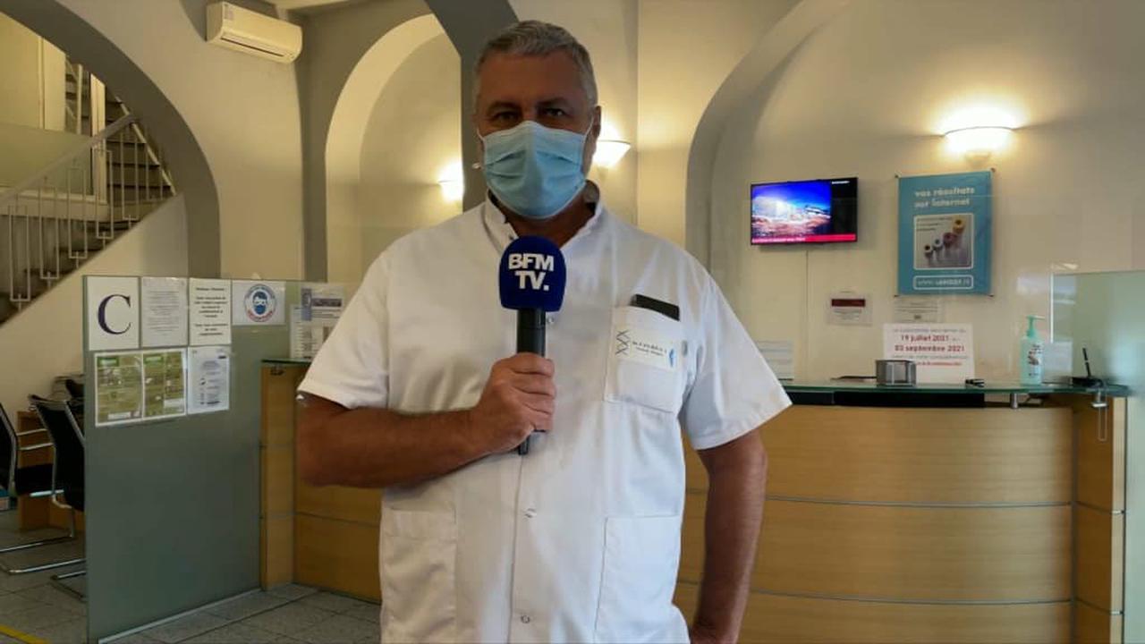 Covid-19: le président de l'Ordre des médecins de Corse-du-Sud détaille le dispositif du plan blanc, activé sur l'île