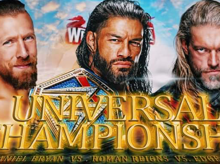 Edge Or Bryan Could Win The Match Tonight