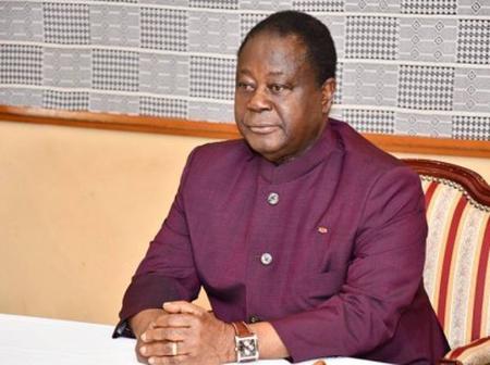Le discours d'Henri Konan Bédié sur la légitimité du président Ouattara vous est présenté