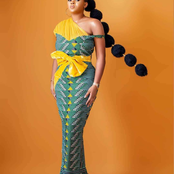 Ladies, Checkout The Different Stunning Ankara Styles You Would Love To Rock This Weekend.