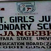 Check Out The Latest News On Zamfara School Girls That Were Abducted.
