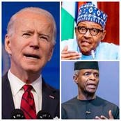 Today's Headlines: Bomgbose Writes Joe Biden, Buhari And Osinbajo To Be Vaccinated On Saturday