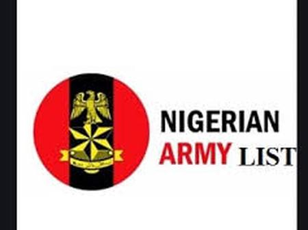 Nigerian Army DSSC & SSC Shortlisted Candidates 2020 Set for Aptitude Test Screening Exercise