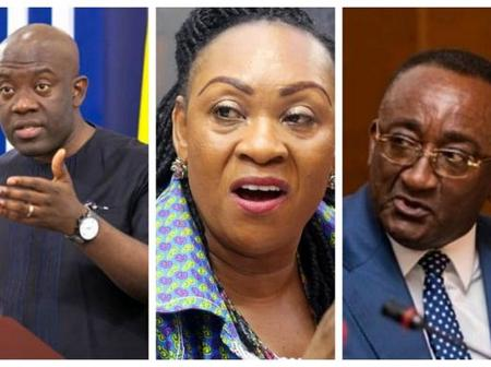 Why Minority Rejected Kojo Oppong Nkrumah, Afriyie Akoto And Deferred 5 Ministerial Nominees