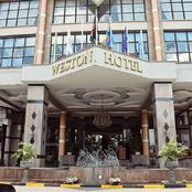 Dp Ruto May Lose His Weston Hotel If The Current Development Is Anything To Go By