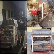 Un autre génie de l'ingénierie mécanique découvert en Côte d'Ivoire ce jour