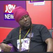 """(Video): No Food, No Salary For 12 Months - Blakk Rasta Narrates How He was Called A """"Wee Smoker"""""""