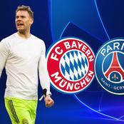 Les deux meilleurs gardiens de but de football au monde