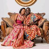 See Some Fashionable Kente Designs To Get This Christmas
