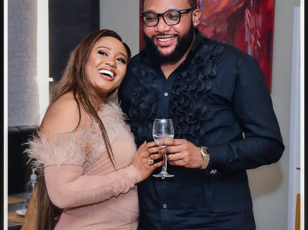 Check Out Stunning Photos Of E Money And His Lovely Wife