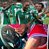From being a hero of Nigeria football to becoming a forgotten star - See how Sunday Mba looks now