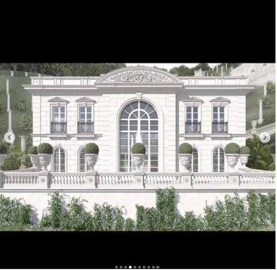See photos of $200 million mansion Philipp Plein is building in Bel Air, Los Angeles?