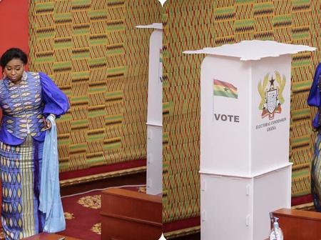Sarah Adwoa Safo Debunks Wild Allegations Of Voting Against NPP's Nominee For Speaker Of Parliament