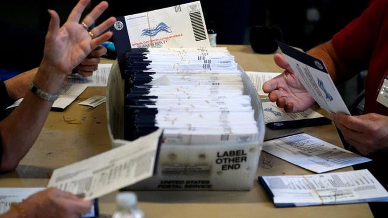GOP seeks to roll back mail-in voting in states like Georgia and Pennsylvania that Trump lost