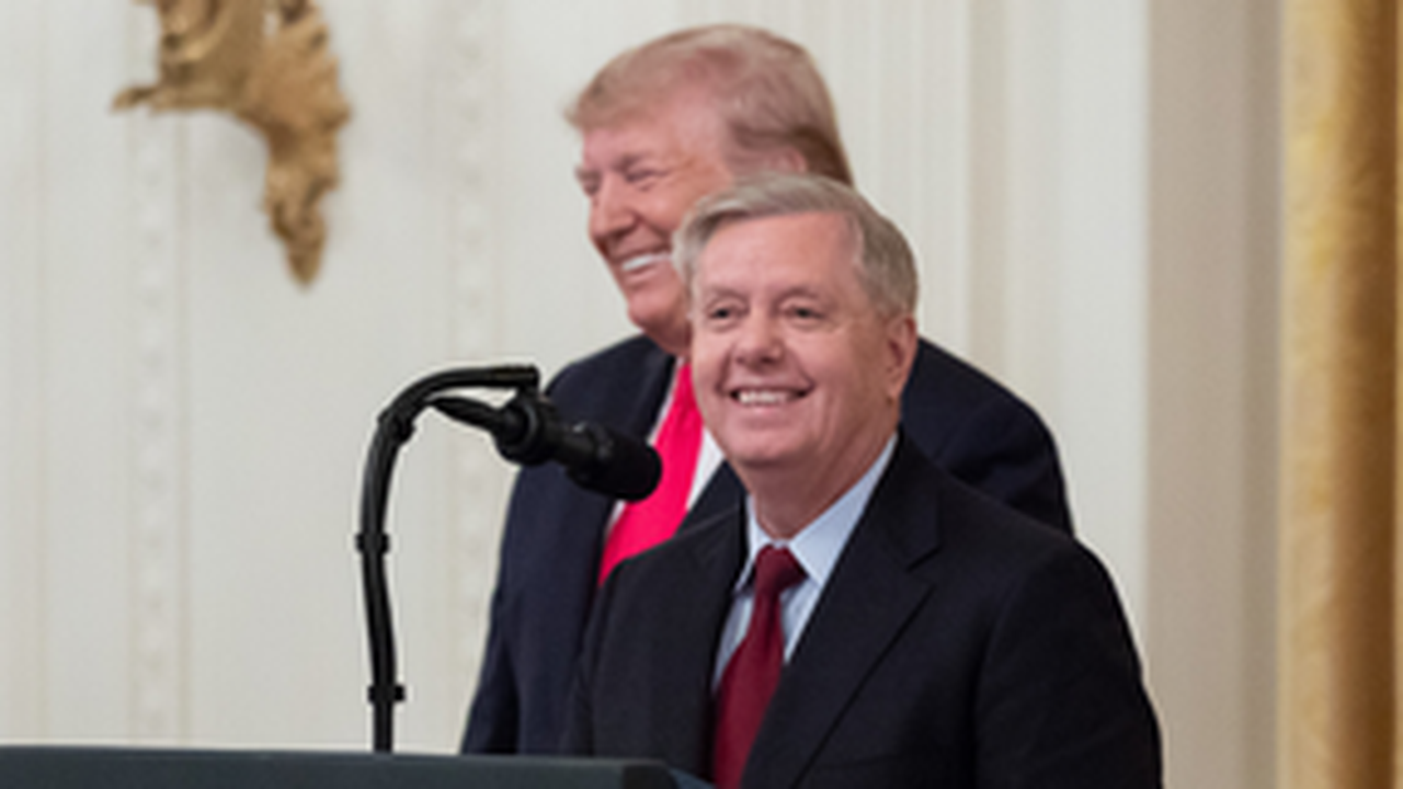 'You wailed about Benghazi for FIVE YEARS': Lindsey Graham ripped for demand impeachment be set aside