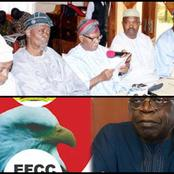 Afenifere Breaks Silence About Ongoing Probe Of Tinubu By EFCC, See What They Want Him To Do