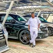 Checkout the beautiful pictures of Sunday Igboho luxurious cars you probably haven't seen before.