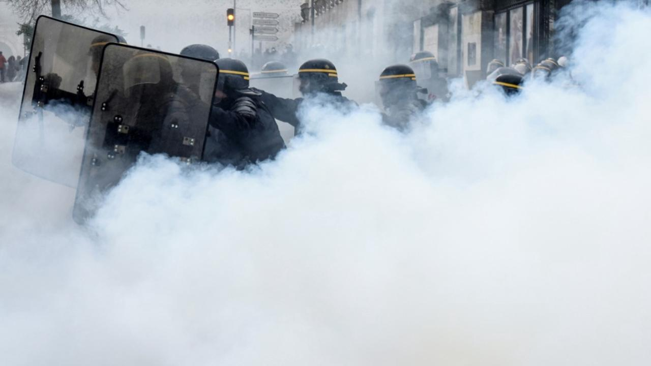 Fresh protests in France against controversial security bill