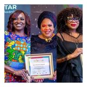Check Out Photos Of Toyin Abraham, Kate Henshaw and Others Being Presented with Their