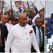 APC Sacks Godswill Akpabio as Party Leader, Gives Reason For Decision