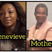 PHOTOS: Genevive Nnaji And Other Celebrities Who Look Like Their Mothers