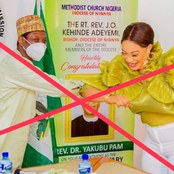 Tonto Dikeh Lied, We Did Not Appoint Her As An Ambassador - Nigeria Christian Pilgrim Commission