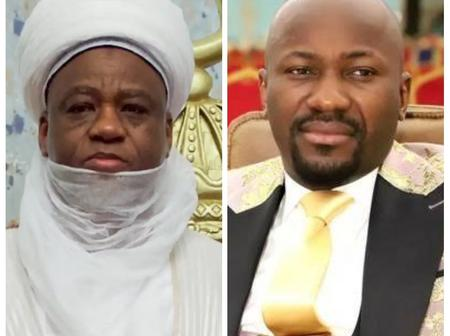 Apostle Suleman reacts to Sultan remarks over insecurity in the North