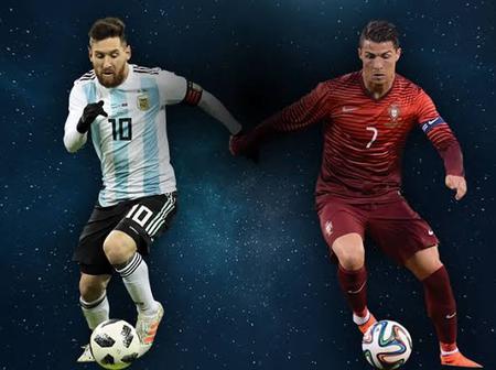 Ronaldo vs Messi: What National Team Statistics Say