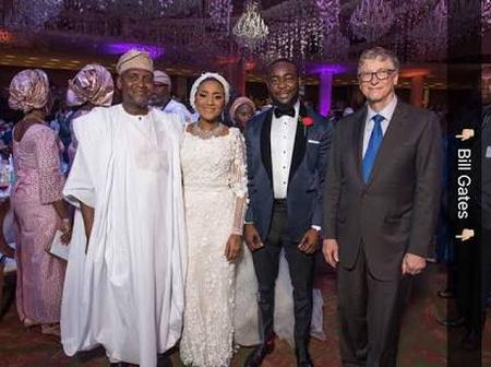 2 Years After Dangote's Daughter Wedding Which Bill Gate Attended- See Recent Photos Of Her Husband