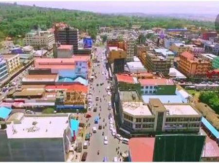 Nakuru is going down since it was declared a City, See Why?