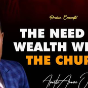The Need For Wealth Within The Church - Apostle Michael Orokpo Reveals