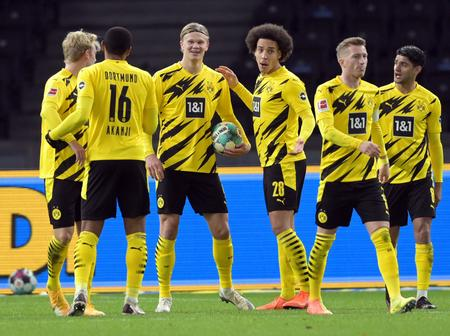 After Scoring 4 Against Them Yesterday, See What German Club Said About Haaland That Got Reactions