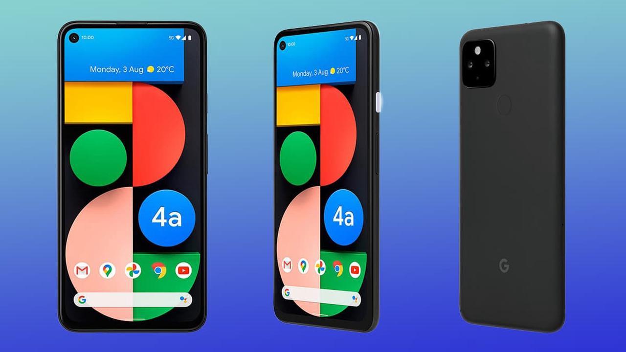 Le Google Pixel 4A chute une nouvelle fois de prix, un bon plan pour changer de mobile