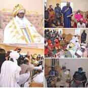 Photos: Gombe State Gov. Appoints New Mai Tangale Of Billiri.