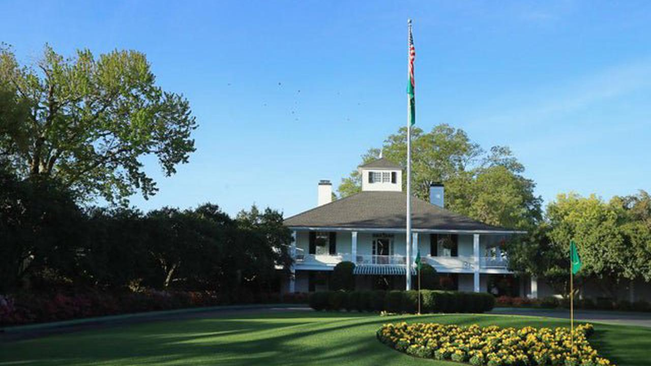 Where is Augusta National Golf Club? Location of the Masters 2021 tournament - and time difference from UK