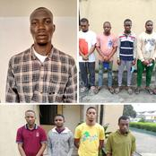 11 Yahoo Boys jailed two years each for defrauding foreign women, others