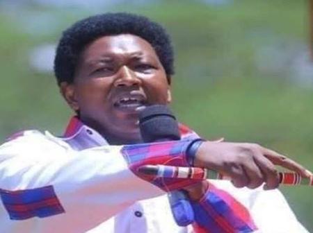 ''Stop Giving Kenyans False Hope,'' Angry ODM Senator Tells CS Health Mutahi Kagwe